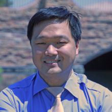 Photo of Pastor Terry Kim.